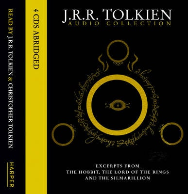 THE JRR TOLKIEN AUDIO COLLECTION - EXCER