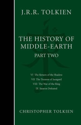 History of Middle-Earth Pt. 2