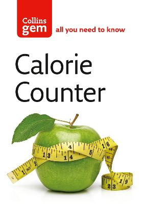 COLLINS GEM - CALORIE COUNTER
