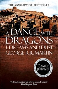 A Song of Ice and Fire (5) - A Dance With Dragons: Part 1 Dreams and Dust Part 1