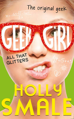 GEEK GIRL (4) — ALL THAT GLITTERS HB