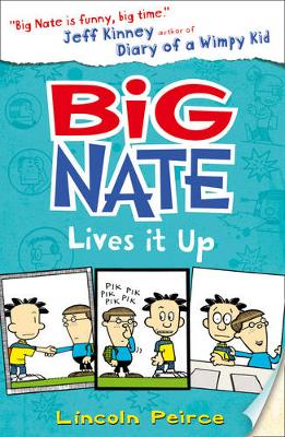 BIG NATE (7) — BIG NATE LIVES IT UP PB B