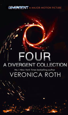 FOUR A DIVERGENT COLLECTION BL COVER TPB