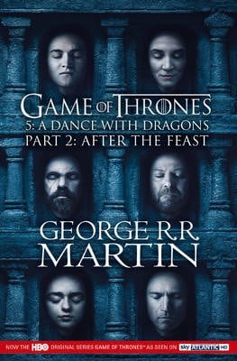 A GAME OF THRONES SEASON 6 [TV TIE-IN ED