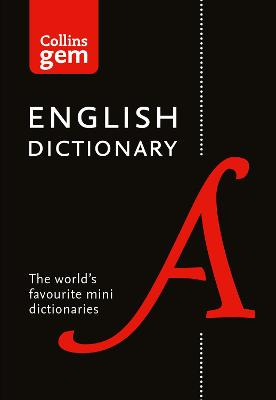 COLLINS GEM : ENGLISH DICTIONARY 17TH ED