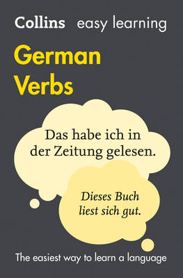 EASY LEARNING GERMAN VERBS (COLLINS EASY