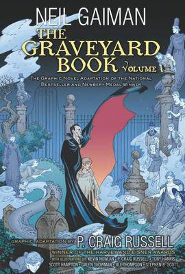 GRAVEYARD BOOK GRAPHIC NOVEL: VOLUME 1,