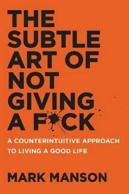 SUBTLE ART OF NOT GIVING A F*CK: A COUNT