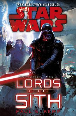 ead78850888 Star Wars: Lords of the Sith - Kemp Paul S. | Public βιβλία