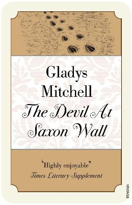 DEVIL AT SAXON WALL