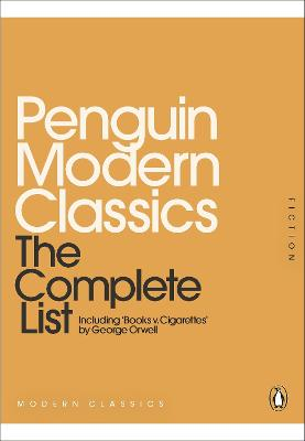 The Penguin Modern Classics: The Complete List