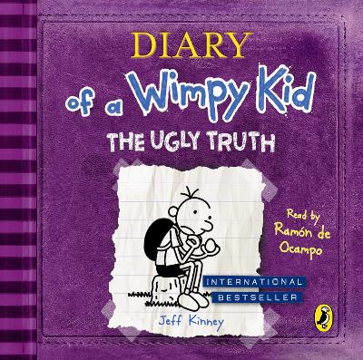The Diary of a Wimpy Kid: The Ugly Truth (Book 5)