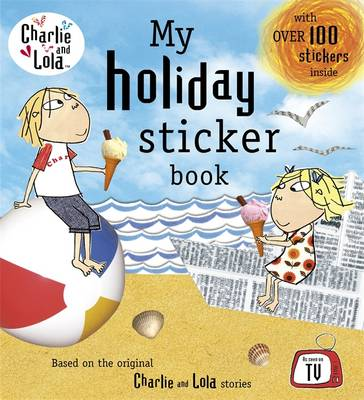MY HOLIDAY STICKER BOOK