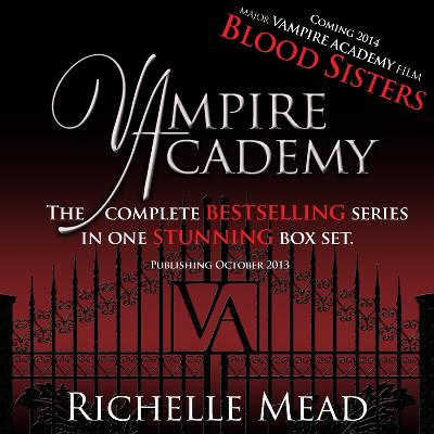 Vampire Academy the Complete Series Box Set