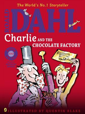 CHARLIE AND THE CHOCOLATE FACTORY (COLOU