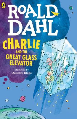 CHARLIE AND THE GREAT GLASS ELEVATOR (R/