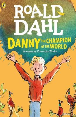 DANNY THE CHAMPION OF THE WORLD (R/I)