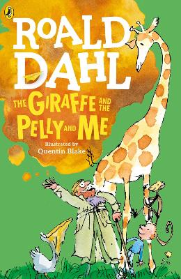 THE GIRAFFE AND THE PELLY AND ME (R/I)