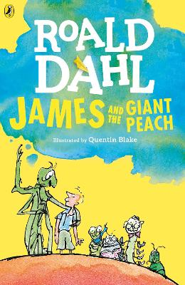 JAMES AND THE GIANT PEACH (R/I)