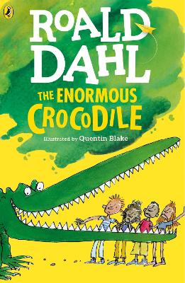 THE ENORMOUS CROCODILE (R/I)