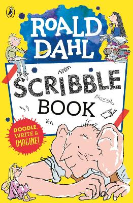 ROALD DAHL DIY BOOK