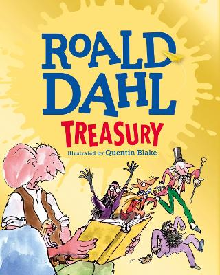 THE ROALD DAHL TREASURY (R/I)