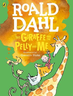 THE GIRAFFE AND THE PELLY AND ME (COLOUR