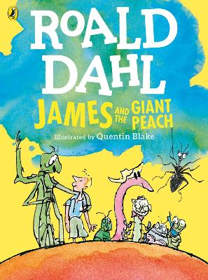 JAMES AND THE GIANT PEACH (COLOUR EDN) (