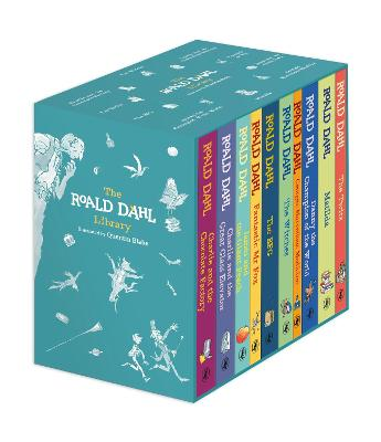 THE ROALD DAHL CENTENARY BOXED SET