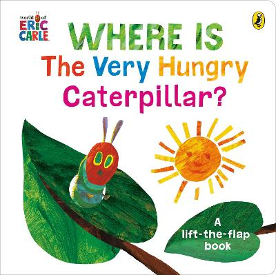 WHERE IS THE VERY HUNGRY CATERPILLARx