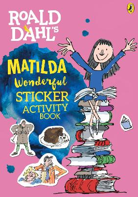 MATILDA WONDERFUL STICKER ACTIVITY BOOK