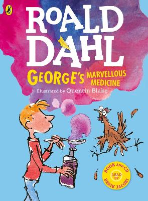 GEORGES MARVELLOUS MEDICINE (COLOUR BOO