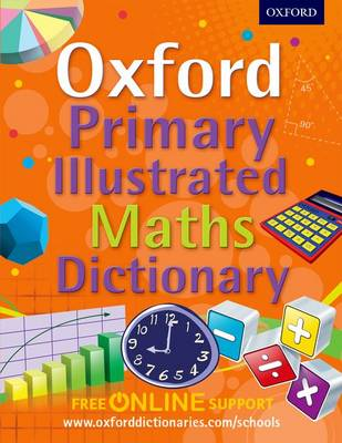 OXFORD PRIMARY ILLUSTRATED MATHS DICTION