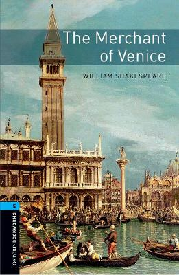 OBW LIBRARY 5: THE MERCHANT OF VENICE NE