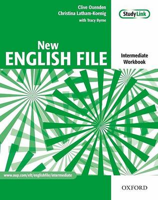 New English File Workbook with Key and MultiROM Pack Intermediate level