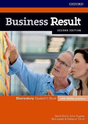 BUSINESS RESULT ELEMENTARY SB (+ ONLINE