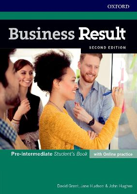 BUSINESS RESULT PRE-INTERMEDIATE SB (+ O