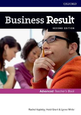 BUSINESS RESULT ADVANCED TCHRS (+DVD) 2