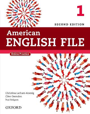 AMERICAN ENGLISH FILE 1 SB (+ONLINE) 2ND