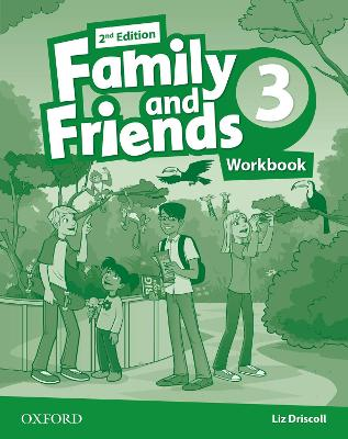 FAMILY AND FRIENDS 3 WB 2ND ED