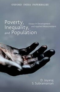 POVERTY, INEQUALITY, AND POPULATION