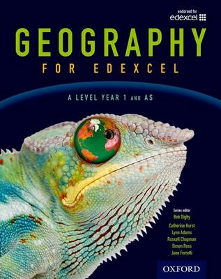 GEOGRAPHY FOR EDEXCEL A LEVEL  YEAR 1 AN
