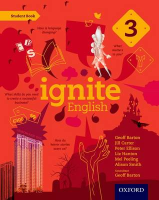 IGNITE ENGLISH: IGNITE ENGLISH STUDENT B
