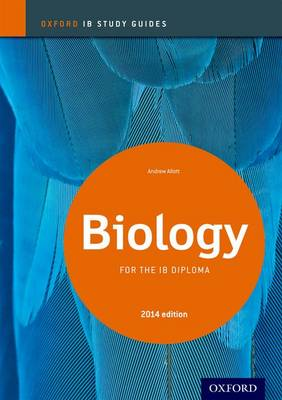 BIOLOGY FOR THE IB DIPLOMA, STUDY GUIDE