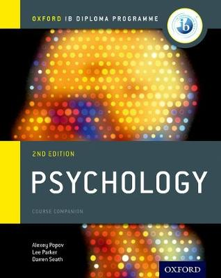 IB PSYCHOLOGY COURSE BOOK: OXFORD IB DIP