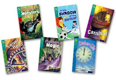 Oxford Reading Tree TreeTops Fiction: Level 16: Pack of 6