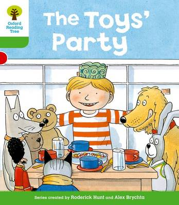 ORT:LEVEL 2:STORIES:THE TOYS PARTY