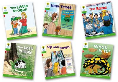 MORE PATTERNED STORIES A (PACK OF 6) L 2