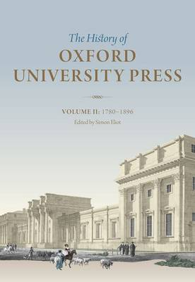 HISTORY OF OXFORD UNIVERSITY PRESS