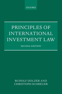 PRINCIPLES OF INTERNATIONAL INVESTMENT L